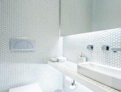 10个漂亮的卫生间装修设计