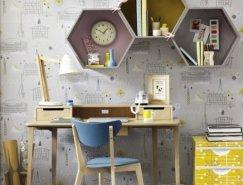 10个漂亮的家庭工作空间设计