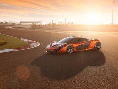 邁凱輪Mclaren P1超級跑車