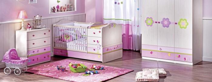 11个童话般梦幻的儿童卧室装修效果图