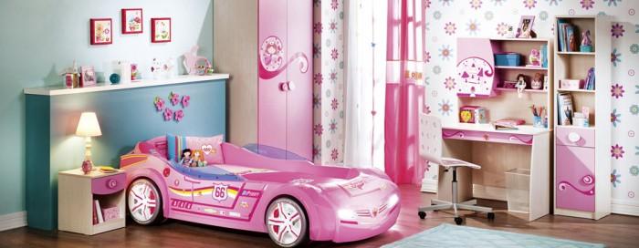 100个现代女孩房间装修设计