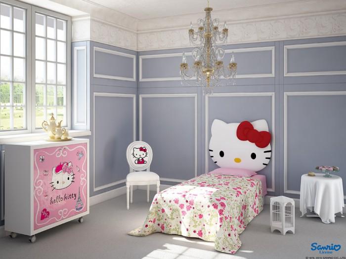 100个现代女孩房间装修设计(3)