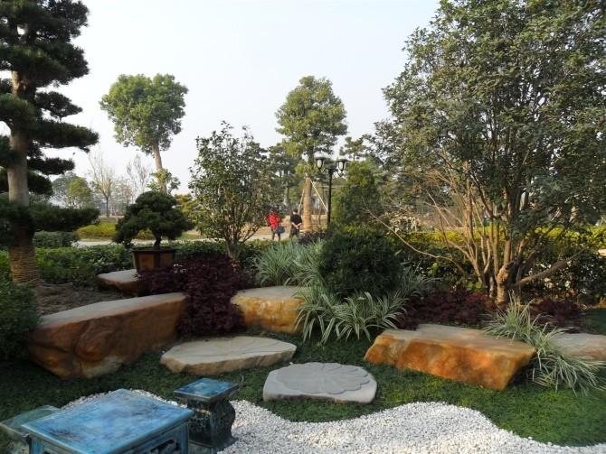别墅园林景观欣赏(2)