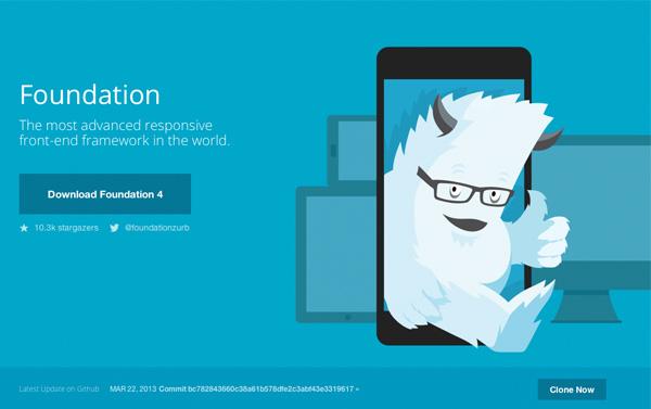 运用扁平化设计(flat design)的网页设计欣赏(2)