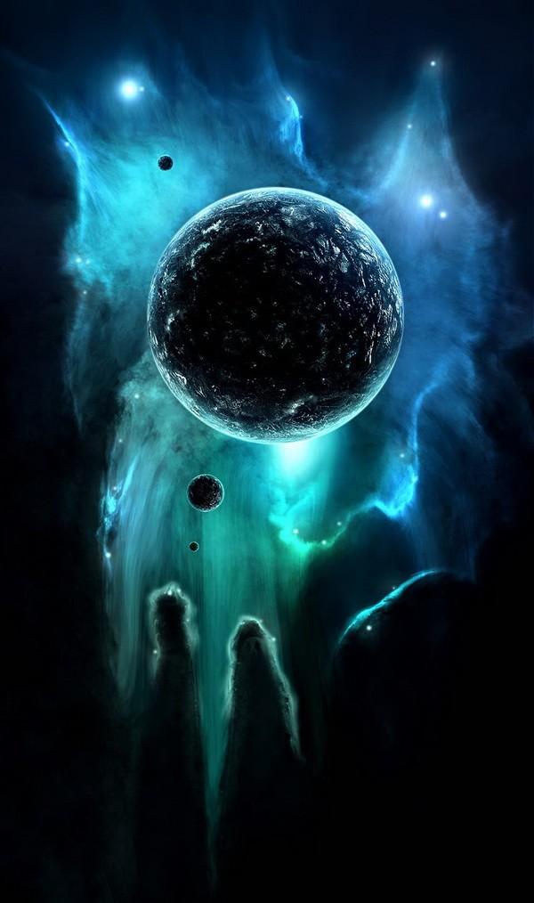 Ů�宙星空星球科幻画图片大全 Ů�宙星空星球科幻画图片下载