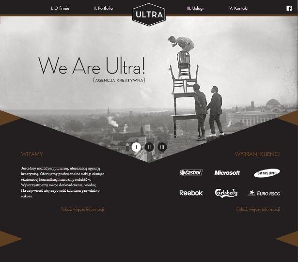 30个国外独特创意的网站欣赏 - 设计之家