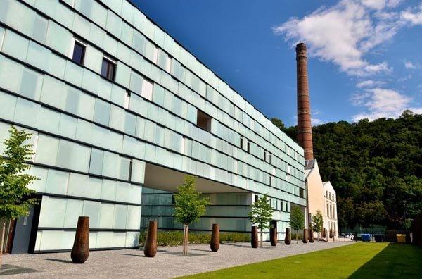 效果图设计 二手房装修 拓者设计 布拉格旧工业建筑的现代lo
