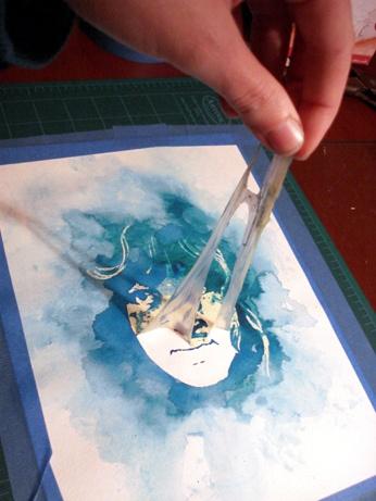 70个漂亮的水彩绘画作品欣赏(2)