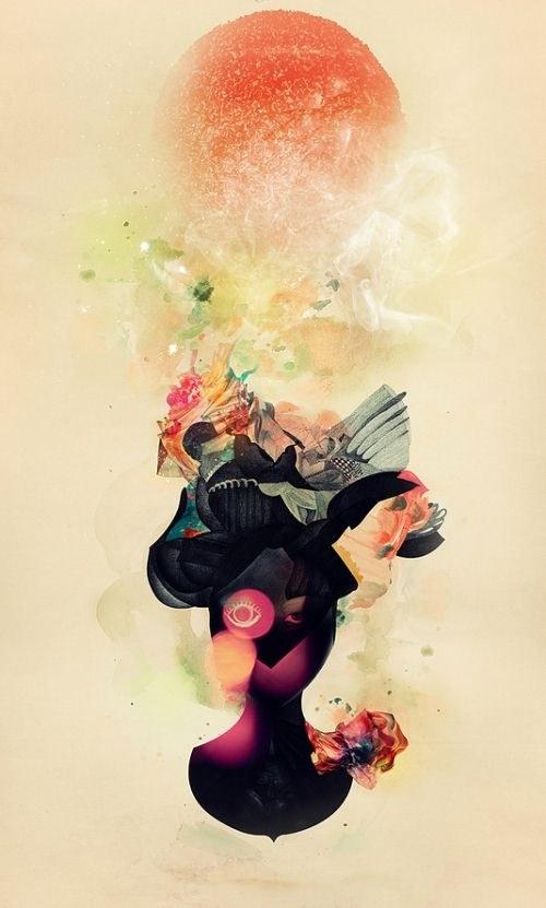 70个漂亮的水彩绘画作品欣赏
