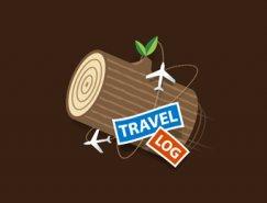 标志设计元素运用实例:木头