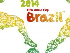 巴西公布2014世界杯宣传海报