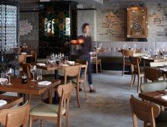 香港中环Sal Curioso餐厅设计