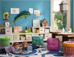 孩子的快乐天堂:创意设计的儿童玩具和活动房