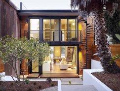 旧金山Hill斜坡住宅设计
