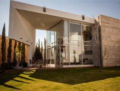 Grupo Volta:墨西哥Y型住宅设计