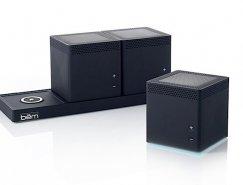 自由拆分组合�K:Bem Wireless无线音响