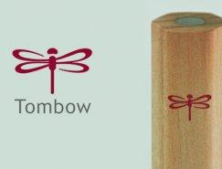 日本蜻蜓牌(Tombow)文具启用新Logo