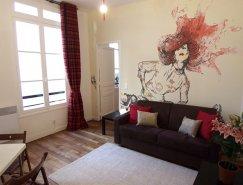 流利的线条 动感的色彩:PIXERS创意家居墙贴壁画