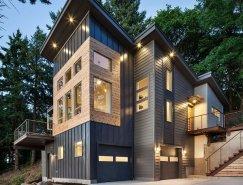 美国Oregon精致的山顶别墅