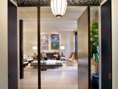 仓库大变身:曼哈顿Tribeca Loft设计