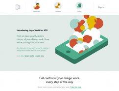 制作精美的富有视觉吸引力的网页设计