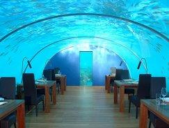 斐济水下度假酒店