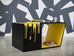 克羅地亞設計師Brigada:現代茶幾設計