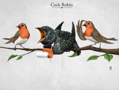 Rob Snow插画欣赏