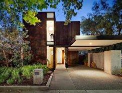 绿树环拥的墨尔本现代别墅
