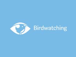 标志设计元素运用实例:鸟