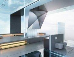 2013现代浴室设计欣赏