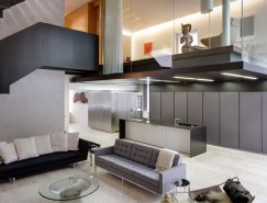 英国Line现代住宅设计