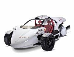 Campagna Motors:倒置式三轮汽车T-REX 16S