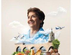 广告欣赏:智利LAN航空公司