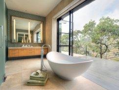 26个国外时尚浴室设计