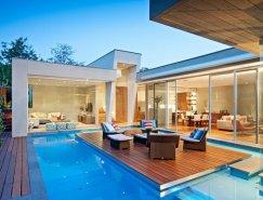 简洁的线条:澳大利亚现代住宅设计