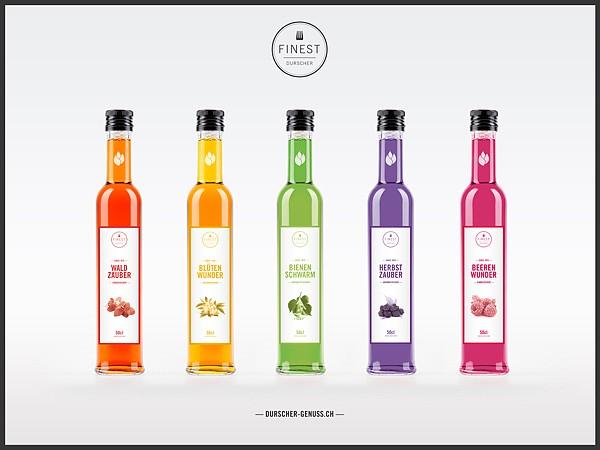 Simon Spring:果汁包装设计