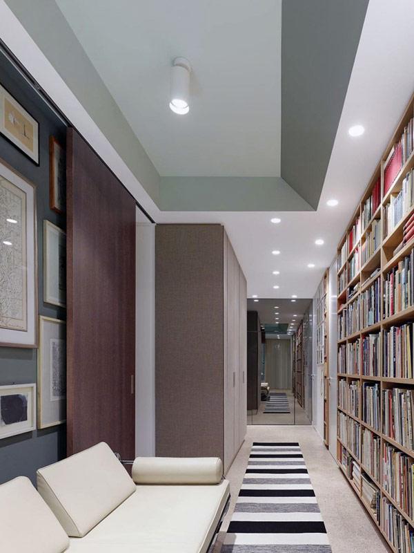充满书香和艺术气息:斯图加特F5公寓设计