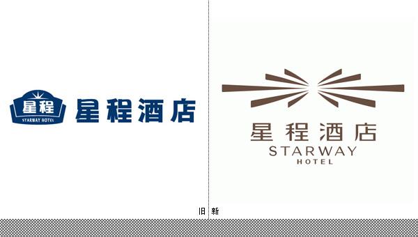 华住酒店集团旗下三大品牌启用全新标志