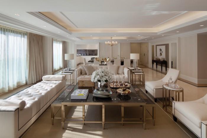 梁志天(steve Leung)现代豪华的室内设计作品 设计之家