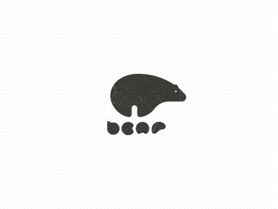 标志设计元素运用实例:熊(二)