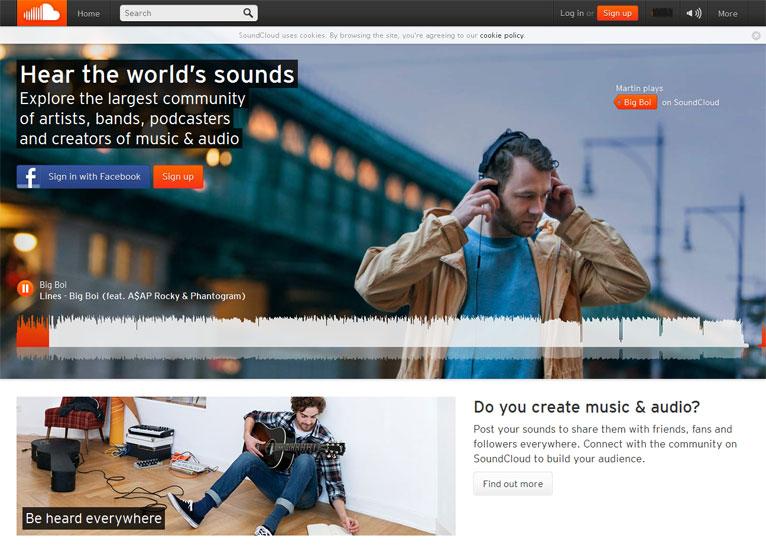 素材中; 24个国外音乐相关网站设计欣赏;; [04-10][网页设计]27个国外图片