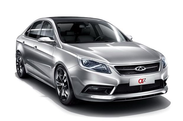 奇瑞汽车发布新品牌形象LOGO