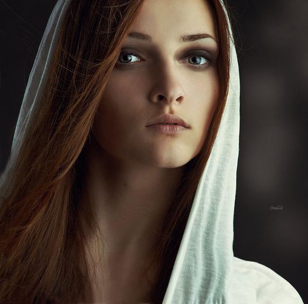 grafik肖像摄影作品(2)