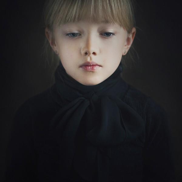 波兰Magdalena Berny儿童摄影作品 设计之