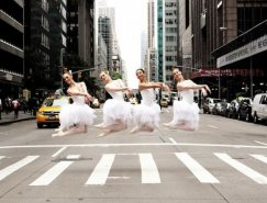 澳大利亚摄影师Lisa Tomasetti:街头芭蕾