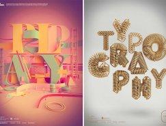 Peter Tarka字体设计作品