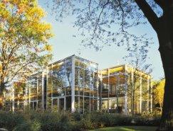 Thomas Roszak:全透明的玻璃别墅