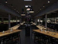斯德哥爾摩Farang餐廳設計
