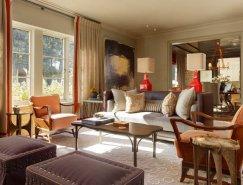 Jeffers Design Group:精致明亮的欧式家居设计